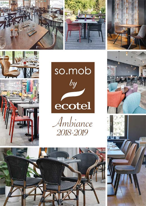 so.mob by Ecotel - Catalogue Ambiances 2018 - 2019